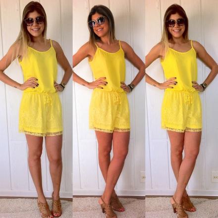 macaquinho amarelo
